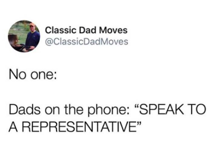 Hi Memes, I'm Dad