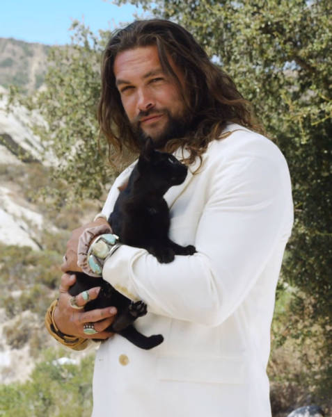Jason Momoa Hits The World With A Classy Photoshoot