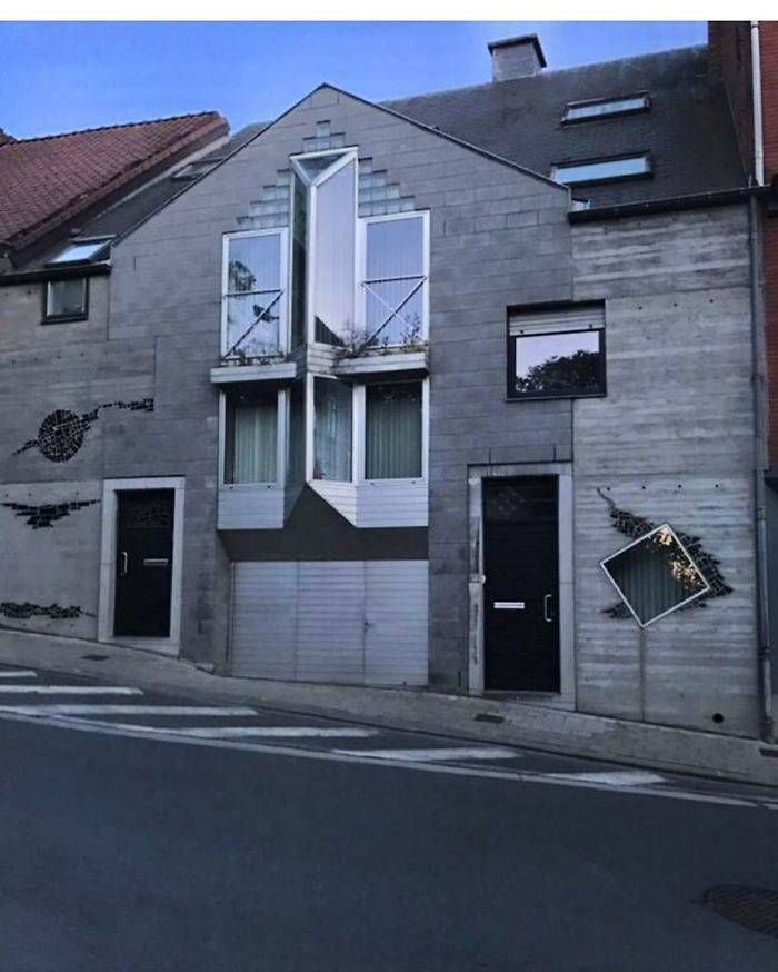 Are Belgian Houses The Worst?