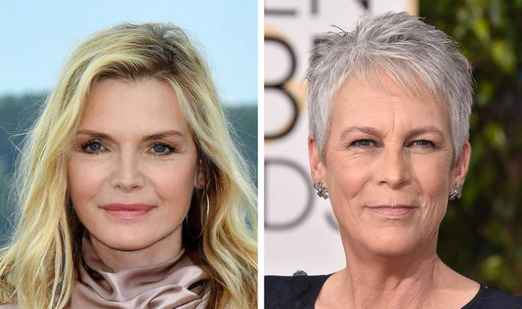 Really, These Celebs Are Of The Same Age?!