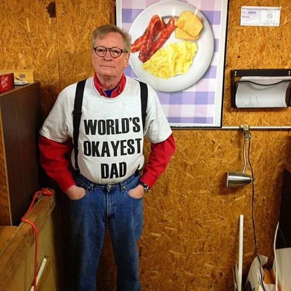 """Fashion Dads"" Is A Phrase You Never Knew You're Going To See"
