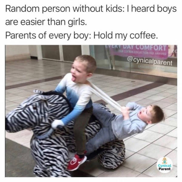 Mom! Mom! Mom! Here Are Memes For You!