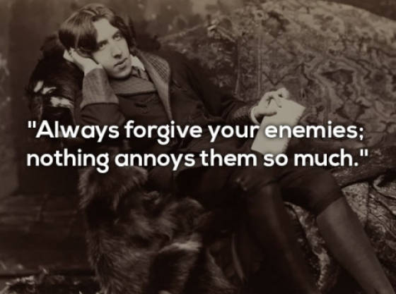 Oscar Wilde Had Some Quotes To Share With Us