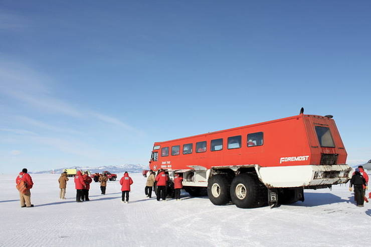 What Happens In Antarctica Stays In Antarctica