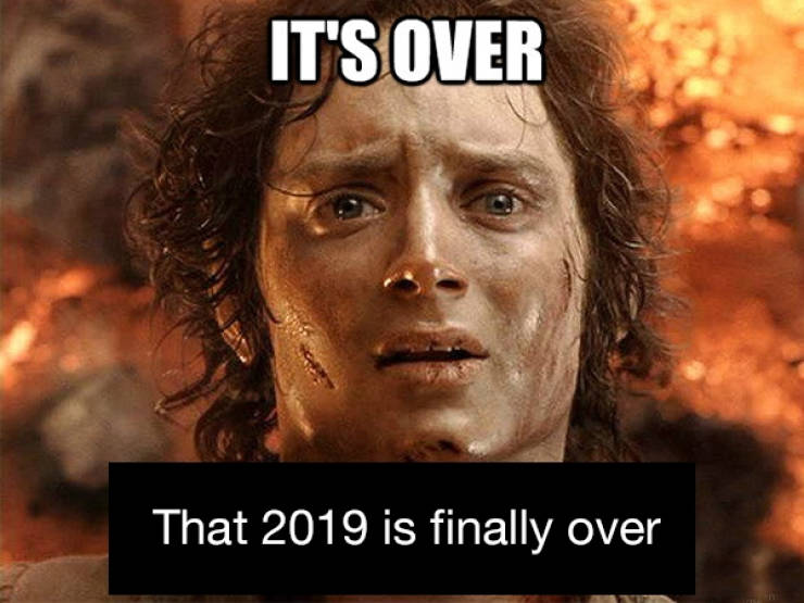 Why We're All Waiting For 2020 To Arrive