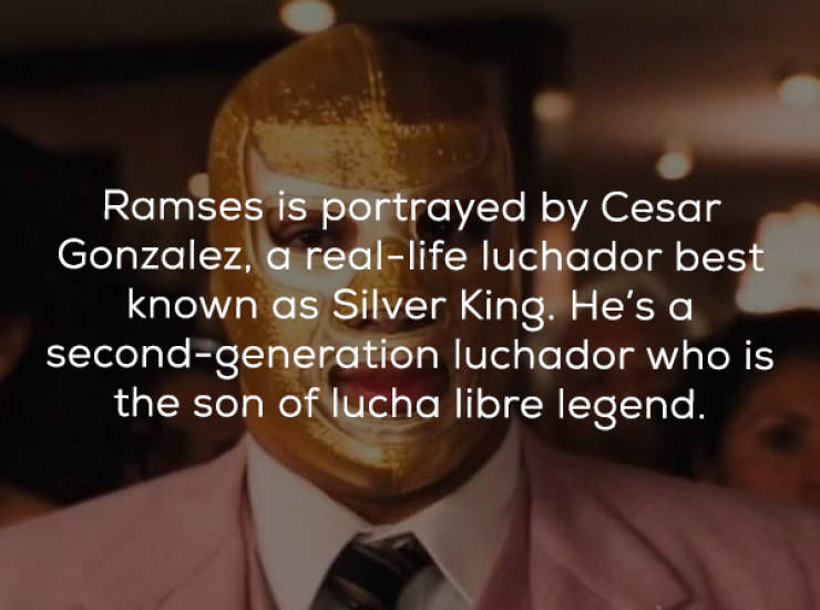 Freedom To These Nacho Libre Facts!