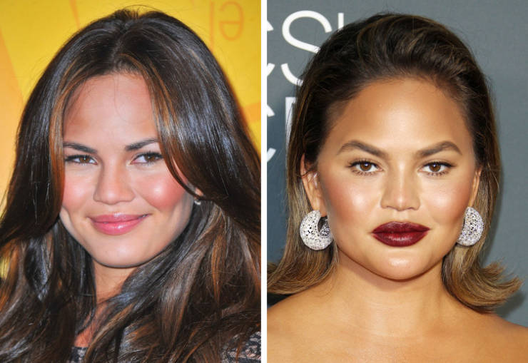 Supermodels Who Have Changed A Lot