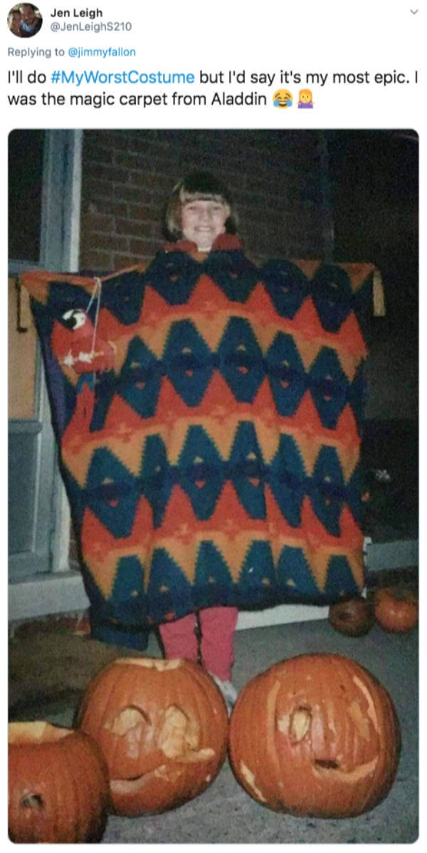 Try To Find Costumes That Are Worse Than These Ones