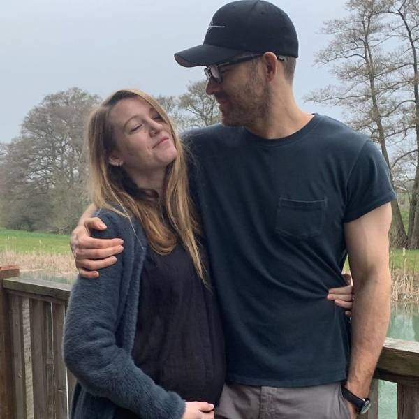 Blake Lively Hits Ryan Reynolds With A Good One For His Birthday