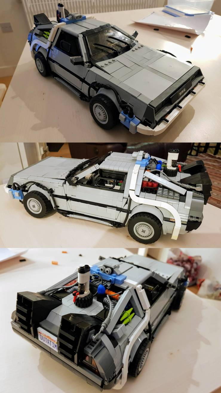 Let's Go And Play With LEGO