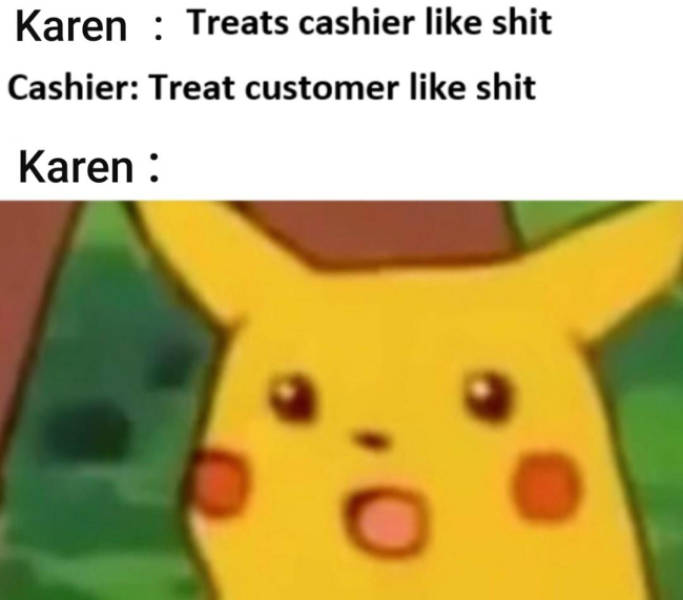 We Don't Talk About Karens Here