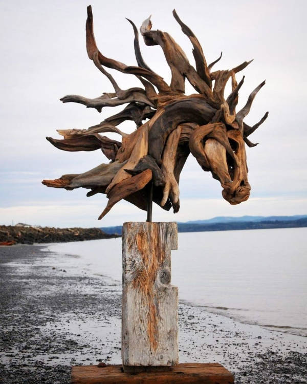 Driftwood? More Like Masterpiece Material!