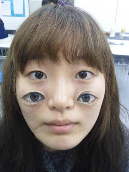 Halloween Makeup Is Cooler Than Halloween Costumes