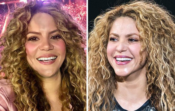 Looks Like Every Celebrity Has A Doppelganger