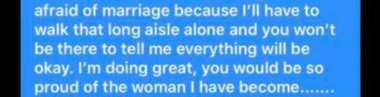 Woman Texts Her Long-Gone Dad, And Suddenly Gets A Response…