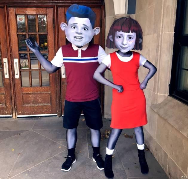 Couples That Always Look Good On Halloween