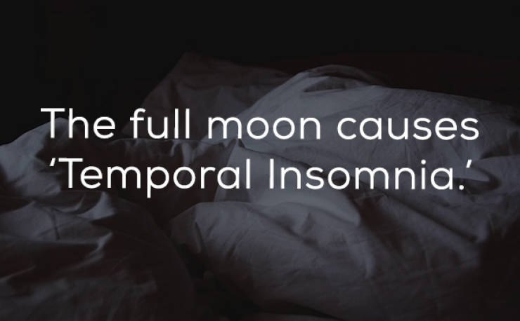 Don't Howl At These Full Moon Myths