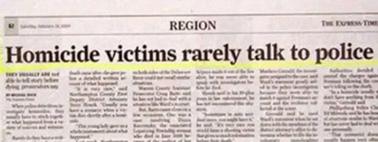 These Newspaper Headlines… Just Why?!