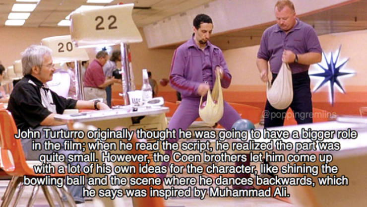 "Dude, These ""The Big Lebowski"" Facts Are Great!"