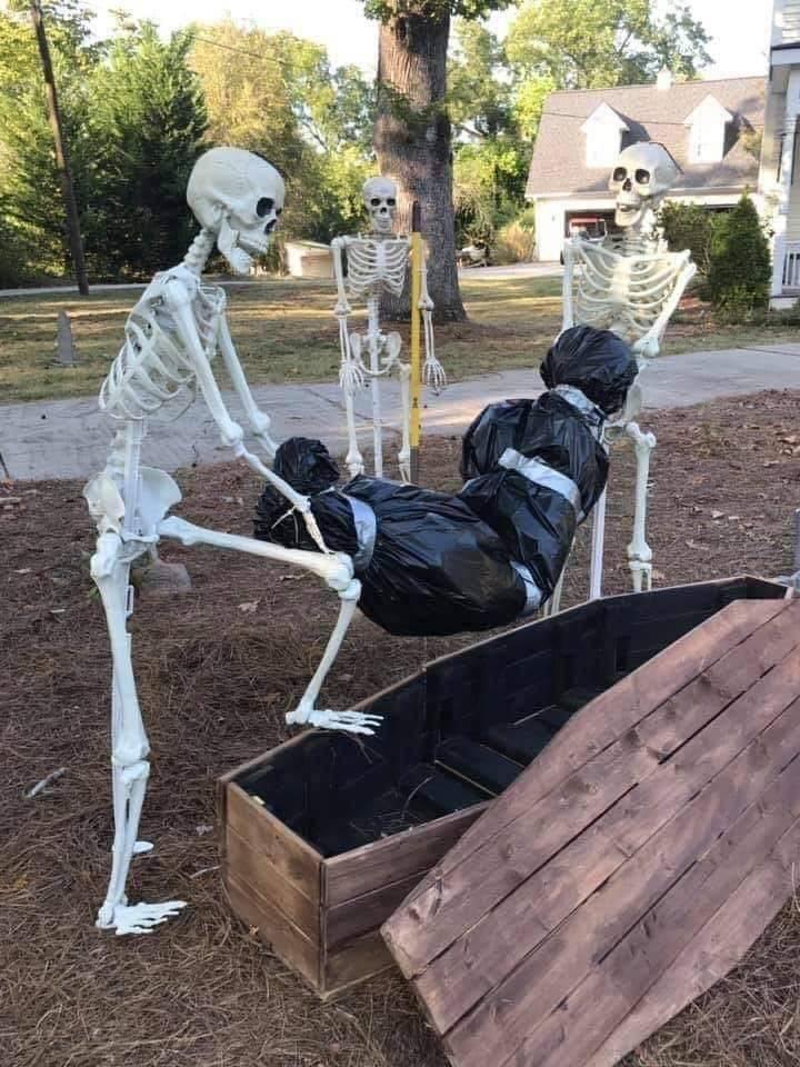 Finally, It's Halloween Time!
