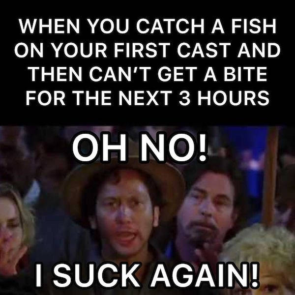 These Fishing Memes Are A Big One!