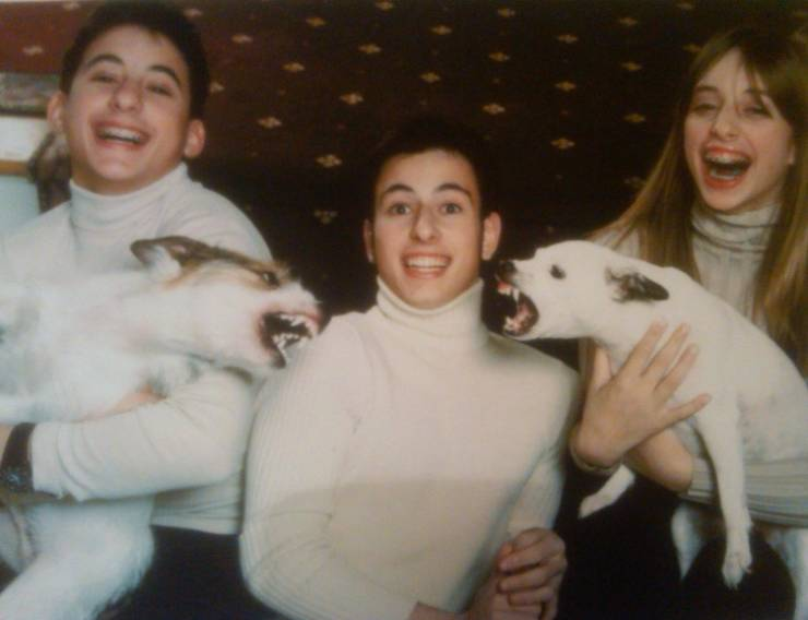 Why Are These Old Family Photos Always So Awkward?!