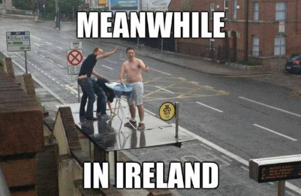 So, What Exactly Is Going On In Ireland?