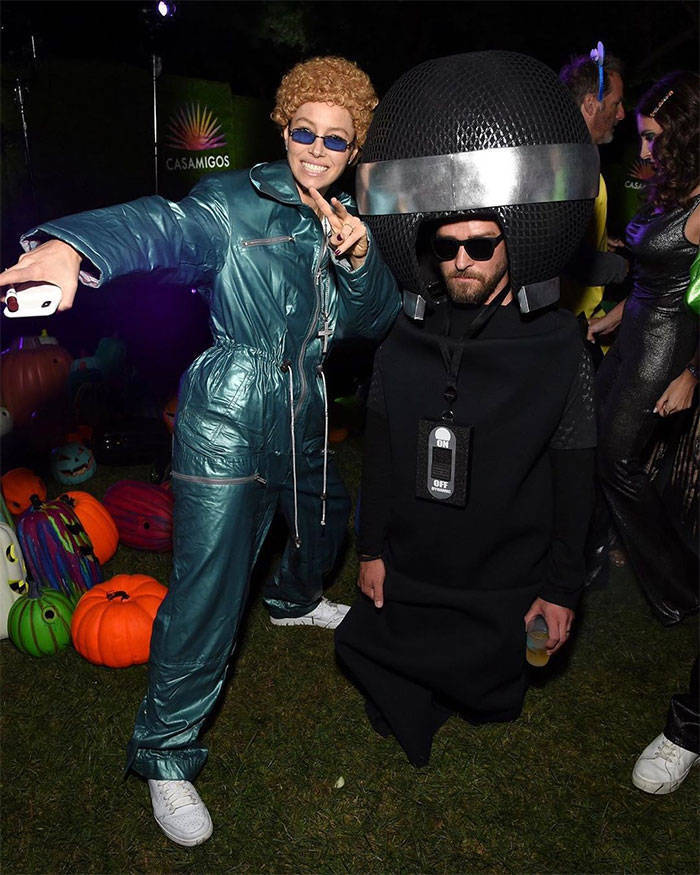 Celebs Who Nailed Their Halloween Costumes This Year