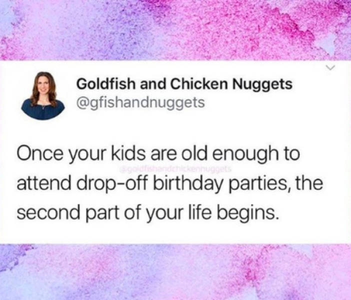 Kids Are Fun… Just Not For You