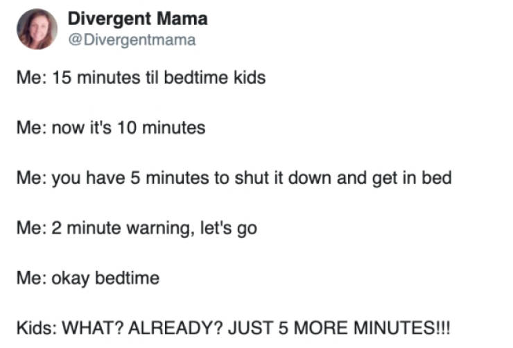 Parenting Is Just One Big Struggle, It Seems…