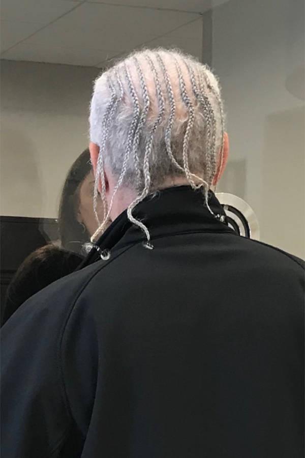 Those Haircuts Though…