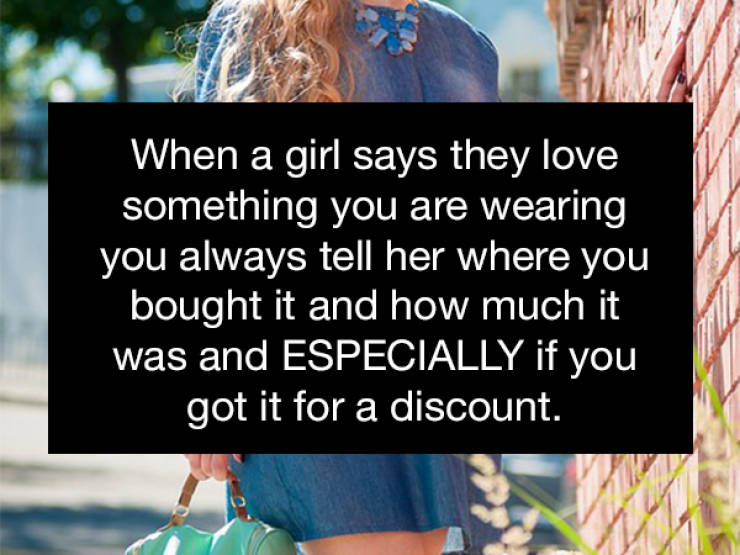 """Every Girl Knows """"The Girl Code"""""""