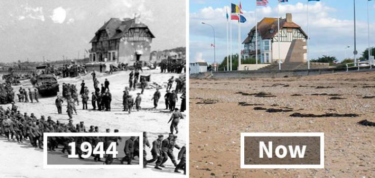 How Europe Changed Since World War II
