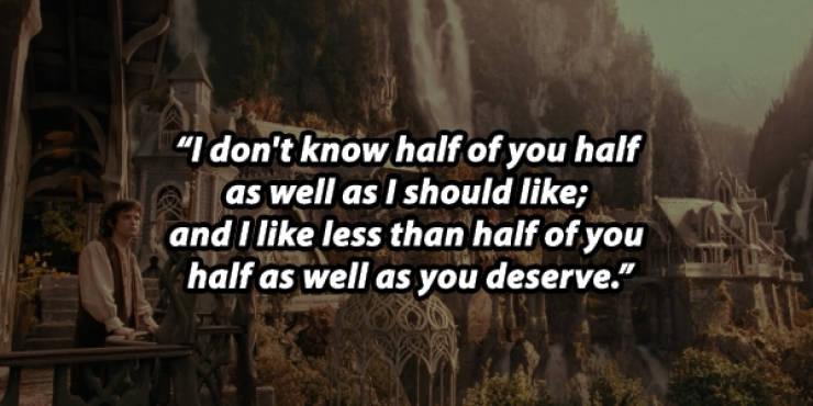 Take A Bit Of J.R.R. Tolkien's Wisdom