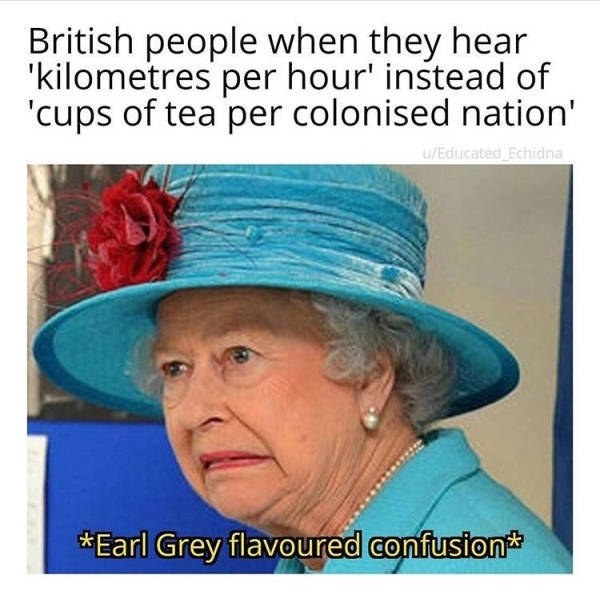 These Memes Are So British, You Can't Even See Them Behind The Fog