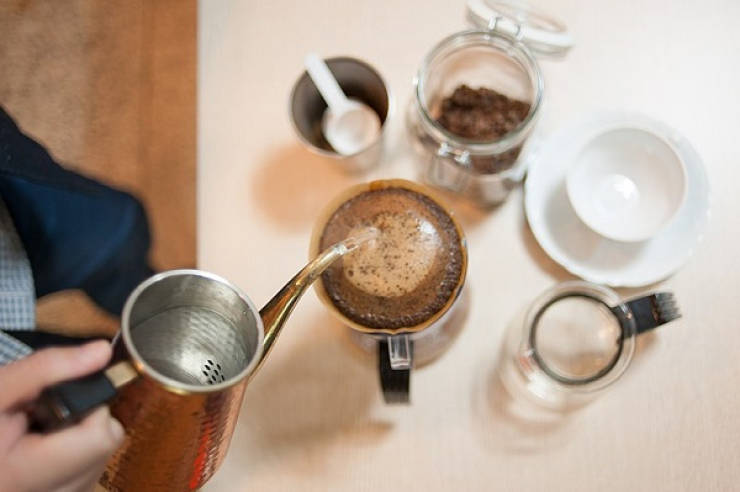 What To Do If You Want Your Coffee To Be Special
