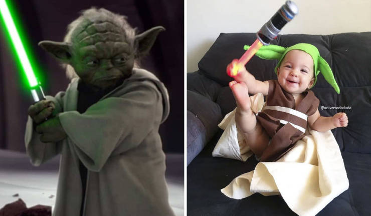 4-Year-Old Cosplays Are The Best Cosplays!