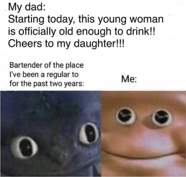 And Wasted You Did Get