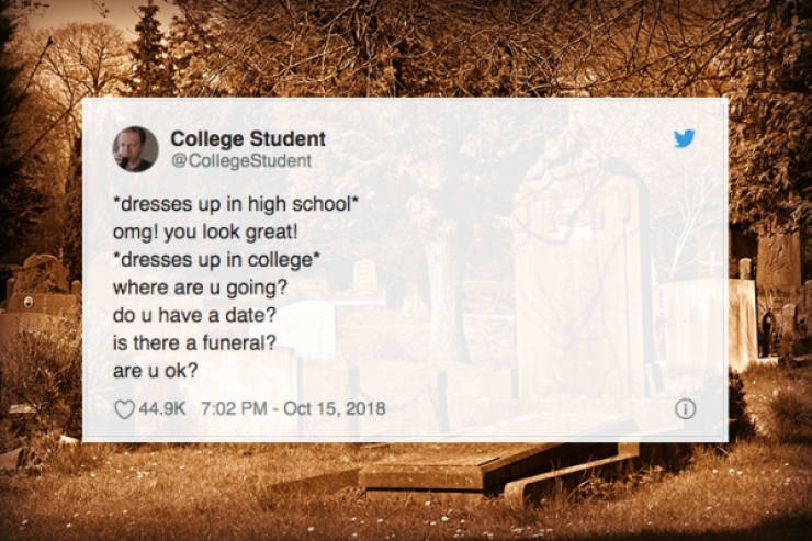 Why Are High School And College So Different?
