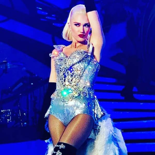 Gwen Stefani Is 50 And Still A Rock Star!