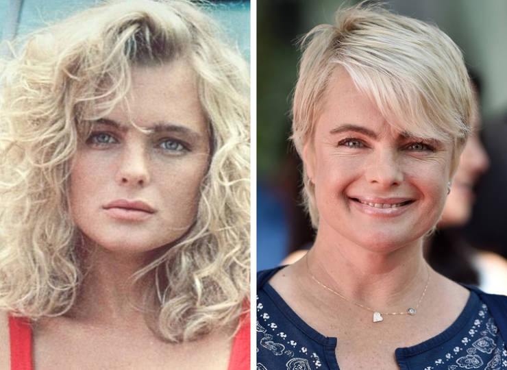 World Cinema Beauties From the 80s and 90s That Hardly Anyone Remembers Today