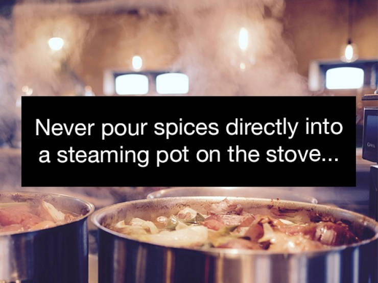 Cooking – Home Chefs Think You're Doing It Wrong