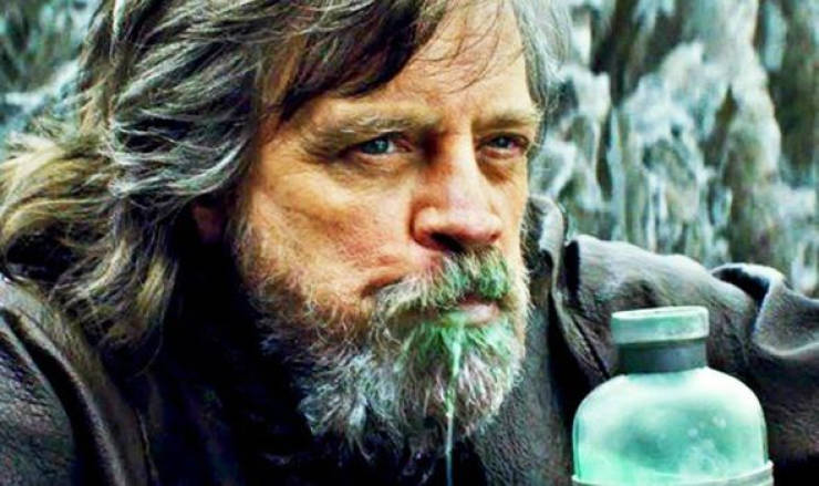 "Who Knows More About ""Star Wars"" Than Luke Skywalker Himself?"