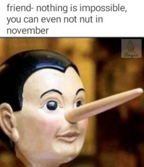 No Nut November Is Going To Be Tough