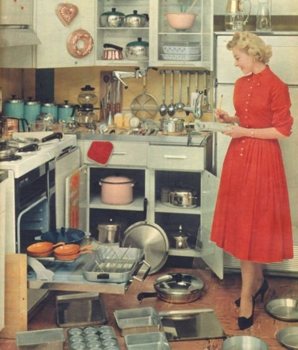A Magazine From 1955 Lists Good Housewife Rules