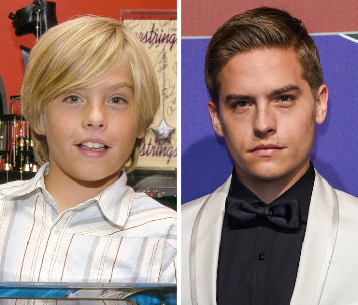 Child Stars From Disney Shows: Then And Now