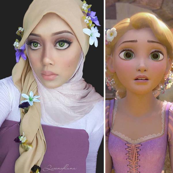 Okay, Hijab Cosplay Is Something New