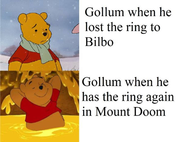 The Memes Of The Rings