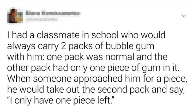 Wait, That's Too Much Intellect For One Person!