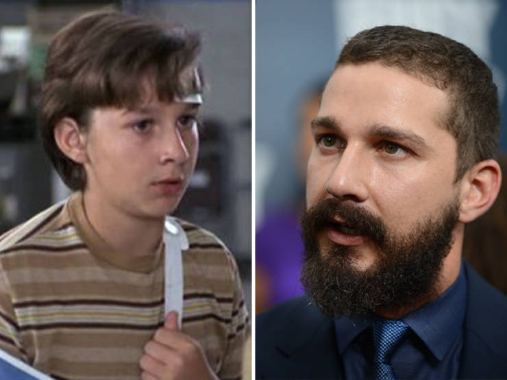 How Child Actors Look When They Grow Up